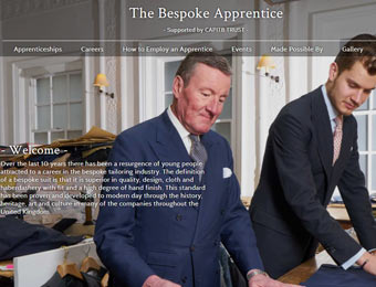 the bespoke apprentice