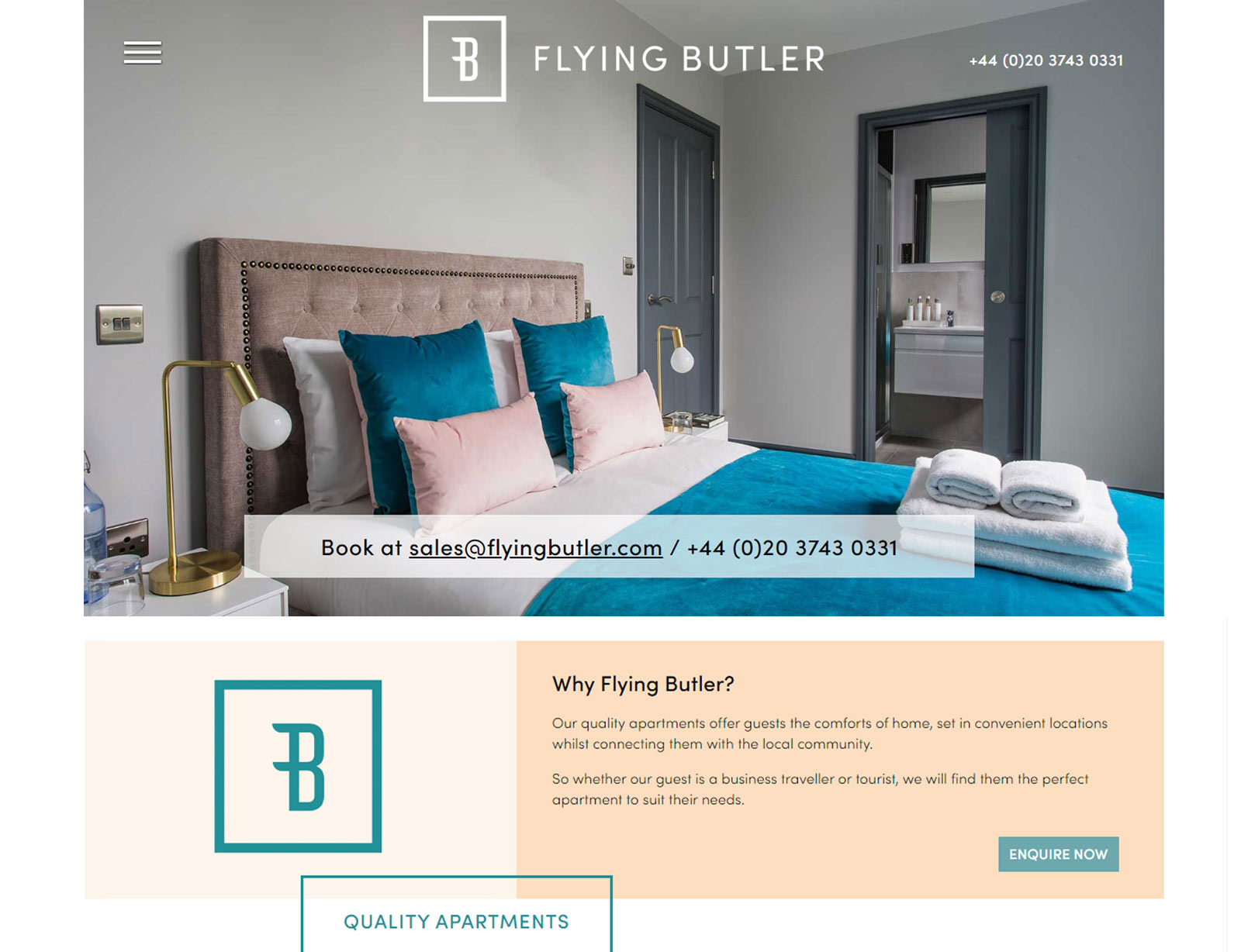 click here to view more details about:Flying Butler