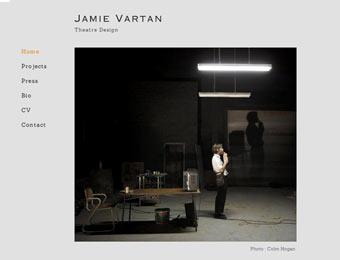 click here to view more details about:jamie vartan portfolio website